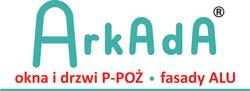 Arkada – Kod Sp. j. Okna i drzwi P-POŻ, Fasady ALU Mobile Retina Logo